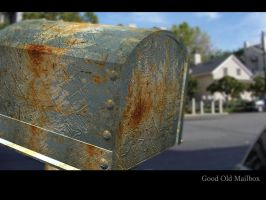 Good old Mailbox by g3n