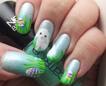 Easter Nails by Ithfifi