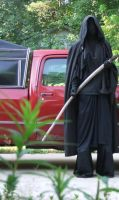 grim reaper costume by qwijibo