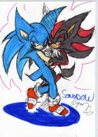 :Sonadow - nearby by YamiYumi