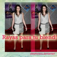 actions_rayas para tu blend by Ofmyforyou