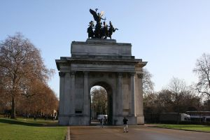Wellington Victory Arch by Syagria