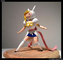 Fionna Maquette by mell0w-m1nded