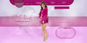 Maite Perroni Header - Portfolio by DarkVisuals