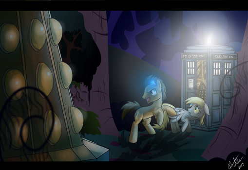 The Combine of Two Worlds by IcePhoenix202