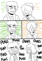 Kiriban Prize - The Pun Off by itsaaudra