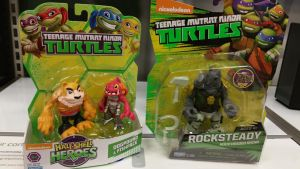 Got more TMNT Toys! X3 by Toothshy11