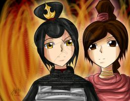 TyZula - Auras and Flames by agent-ayu