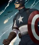 Captain America by doubleleaf