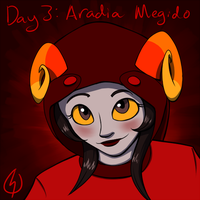 Homestuck 30 Day Challenge: Day 3 by Raidell