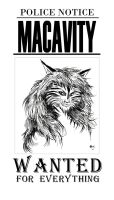 Macavity the mystery cat by thenumber42
