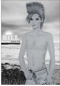 Bill:Beach Boy.. by veronikaulitz