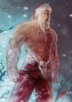 Fist of the North Pole by eko999