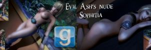 Evil Ash's Nude Sophitia With Body Groups For GMod by Rastifan