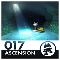 Monstercat Album Cover 017: Ascension by petirep