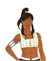Buff! Korra by MommaCabbit