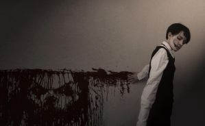 Mr.Boogie - Milo, Sinister 2 Cosplay (test) by AlicexLiddell