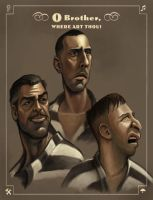 o brother where art thou by infernovball