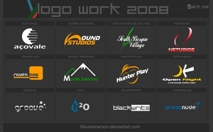 Logo Pack 2008 p2 by oliveremerson