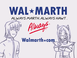 Request - WalMarth by Rasiris