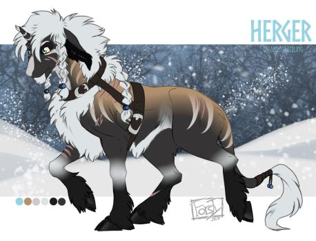 Wildling: Herger by forstyy