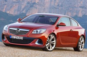 Opel Insignia Coupe OPC by Antoine51