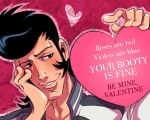 Happy (early) Valentine's Day 2015 again by zillabean