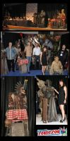 Hellboy 2 at NYC Comic Con 2 by Kaduflyer