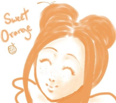 Sweet Orange by FairLily