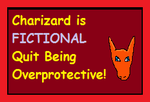 Stop defending your precious FICTIONAL LIZARD by Roses-and-Feathers