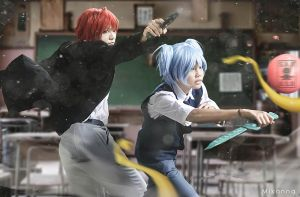 Cos: Assasination Classroom by Rupyon