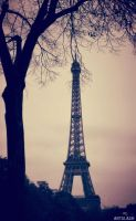 Paris by ArtSlash13
