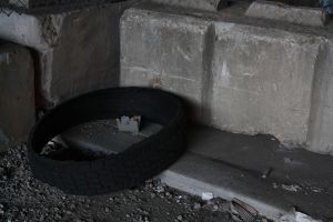 Tire by GuineverePhotos