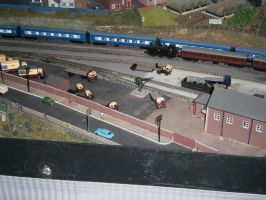 Model train show 2014 55 by scifiguy9000