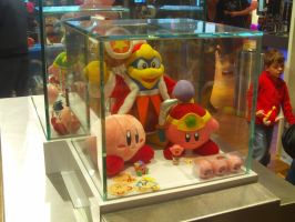 Kirby 20th at Nintendo World 07 by MarioSimpson1