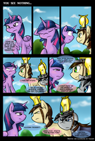 You See Nothing... by Tailzkip