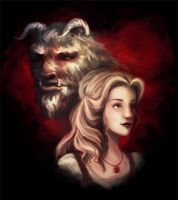 Beauty and the Beast by ereya
