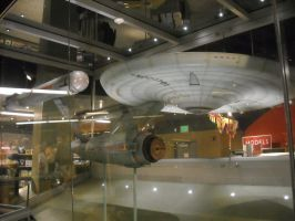 Enterprise from looking starboard bow Dark by ENT2PRI9SE