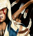 Connor Kenway - Assassin's Creed III by Miss-Lizzie-Jane