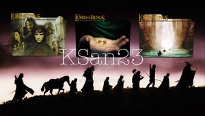 The Lord of The Rings 1 Packaged Icon by KSan23