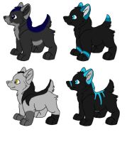 1 pup left. #3 by Leland-Adopts