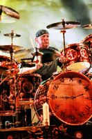 Rush:  Neil Peart II by basseca