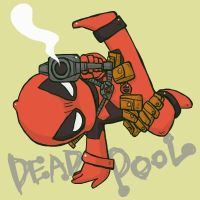 Deadpool by kaiko6