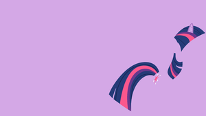 Twilight Minimal Wallpaper by Kitana-Coldfire