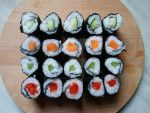 Homemade sushi by AgnessAngel