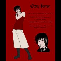 Colby Ferrer by mr-romantic