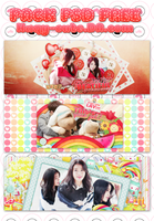 [Pack PSD] Color of my life by Haqy-cute