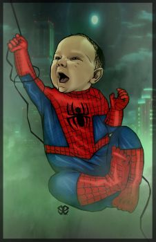 The Amazing Spider-Grandson by Revelationchapter9