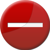 Minus Icon-Button by manuelo-pro