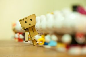 Danbo Scene 1 by Lordgyron